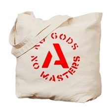 No Gods No Masters Tote Bag