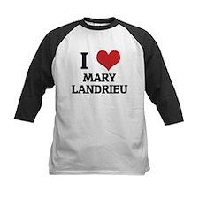 I Love Mary Landrieu Tee