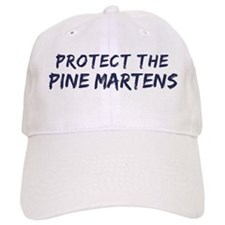 Protect the Pine Martens Baseball Cap