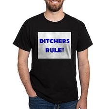 Ditchers Rule! T-Shirt
