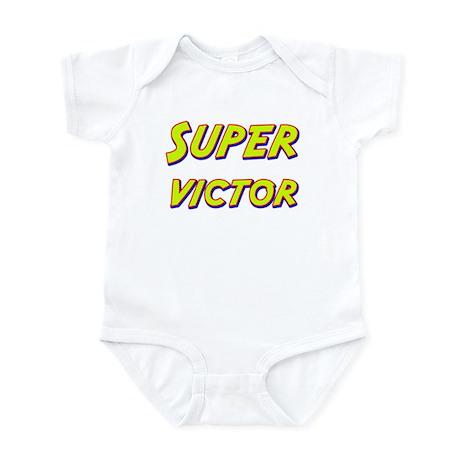 Super victor Infant Bodysuit