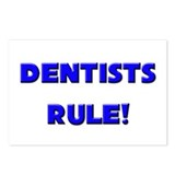 Dentists Rule! Postcards (Package of 8)