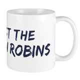 Protect the American Robins Mug