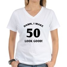Sexy 50th Birthday Gift Shirt