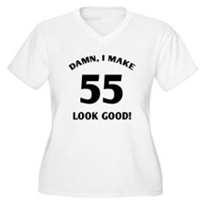 Sexy 55th Birthday Gift T-Shirt