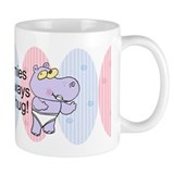 Mommies can always use a hug! Mug