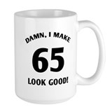 Sexy 65th Birthday Gift Mug