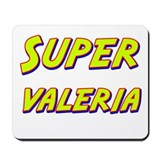 Super valeria Mousepad