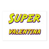 Super valentina Postcards (Package of 8)
