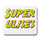 Super ulises Mousepad