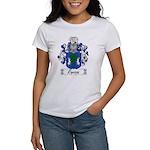 Ravizza Family Crest Women's T-Shirt