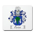 Ravizza Family Crest Mousepad