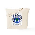 Ravizza Family Crest Tote Bag