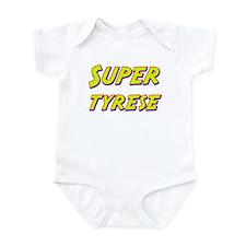 Super tyrese Infant Bodysuit