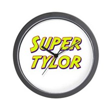 Super tylor Wall Clock