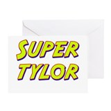 Super tylor Greeting Card