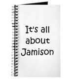 Funny Jamison Journal