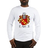 Regina Family Crest Long Sleeve T-Shirt
