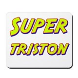 Super triston Mousepad