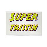 Super tristin Rectangle Magnet (10 pack)