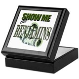 Show Me The Benjamins Keepsake Box