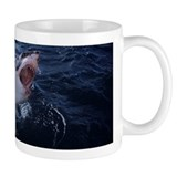 Attacking Shark Mug