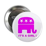 "I support Sarah Palin 2.25"" Button (100 pack)"