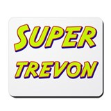 Super trevon Mousepad