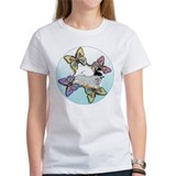 Ladies shirt with Agility Papillon