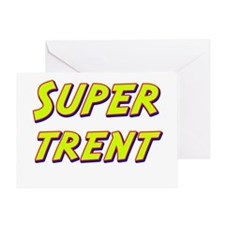 Super trent Greeting Card