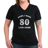 Sexy 80th Birthday Gift Shirt