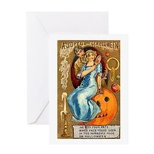 Joyful Halloween Greeting Card