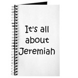 Unique Jeremiah Journal