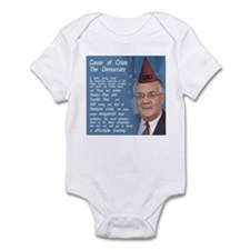 Cause of the Crisis: The Democrats Infant Bodysuit