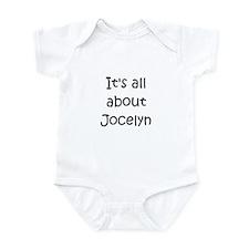 Cute Jocelyn Infant Bodysuit