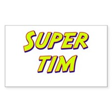 Super tim Rectangle Decal