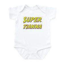 Super tianna Onesie