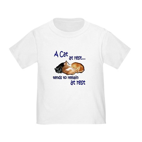 Laws of Physics Cats Toddler T-Shirt