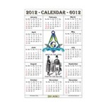 The Masonic 2012 Reminder Mini Poster Print