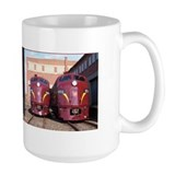 Pennsylvania railroad Large Mug (15 oz)