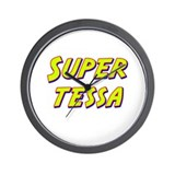 Super tessa Wall Clock