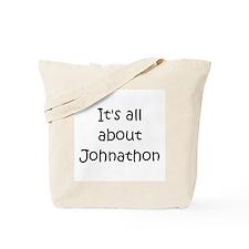 Unique Johnathon name Tote Bag