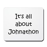 Cool Johnathon Mousepad