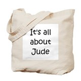 Cute Jude Tote Bag