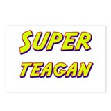 Super teagan Postcards (Package of 8)