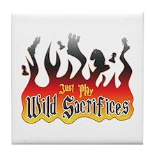 Just Play Wild Sacrifices Tile Coaster