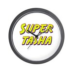 Super tasha Wall Clock