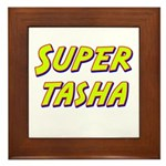 Super tasha Framed Tile