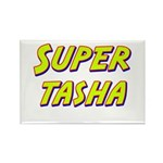 Super tasha Rectangle Magnet