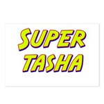 Super tasha Postcards (Package of 8)